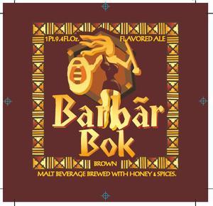 Barbar Bok Brown