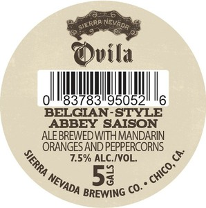 Ovila Abbey Saison