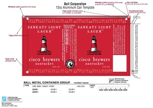 Cisco Brewers Sankaty Light