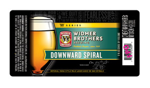 Widmer Brothers Brewing Company Downward Spiral