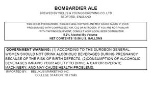 Wells And Youngs Brewing Company Bombardier