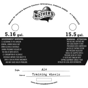 Mother's Brewing Company Training Wheels