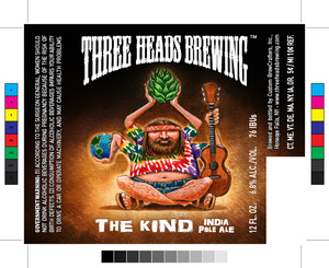 Three Heads Brewing The Kind