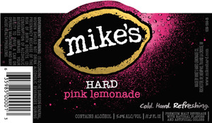 Mike's Pink Lemonade