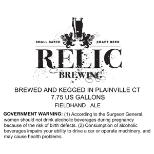 Relic Brewing Fieldhand