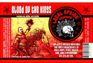 Local Option Blood Of The Kings