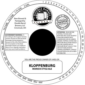 Double Barrel Brewery Kloppenburg