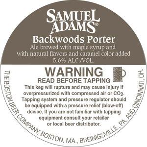 Samuel Adams Backwoods