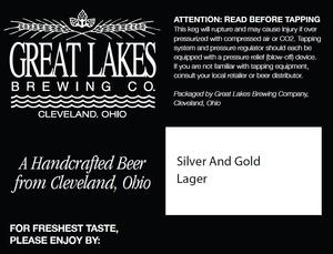 The Great Lakes Brewing Co. Silver And Gold