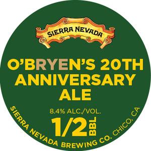 Sierra Nevada O'bryen's