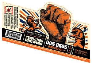 Revolution Brewing Dos Osos