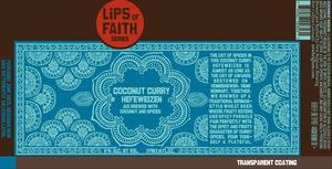 Lips Of Faith Coconut Curry