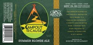 Crazy Mountain Summer Blonde
