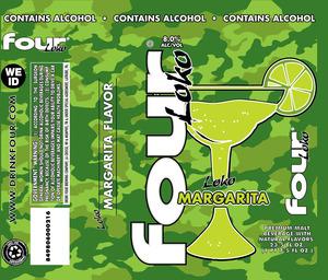Four Loko Margarita