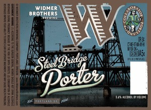 Widmer Brothers Brewing Company Steel Bridge