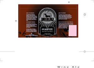 Oak Aged Barley Wine