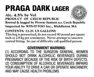 Praga Dark