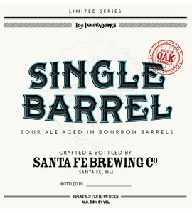 Santa Fe Brewing Co. Single Barrel