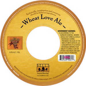 Bell's Wheat Love