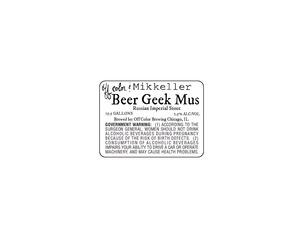 Beer Geek Mus