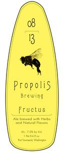 Propolis Fructus