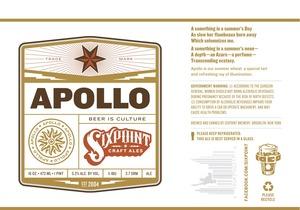 Sixpoint Craft Ales Apollo