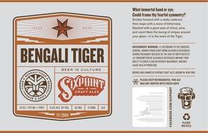 Sixpoint Craft Ales Bengali Tiger