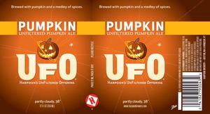 Ufo Pumpkin