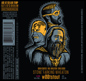 Stone Stone Farking Wheaton W00tstout May 2013
