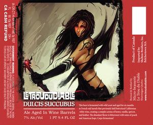 Le Trou Du Diable Dulcis Succubus May 2013