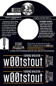 Stone Stone Farking Wheaton W00tstout