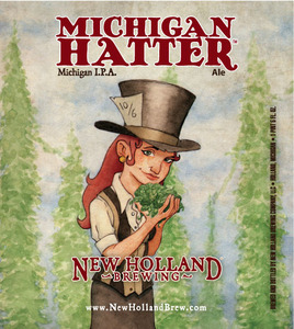 New Holland Brewing Company Michigan Hatter