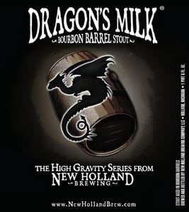 New Holland Brewing Company Dragon's Milk