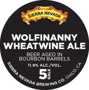 Sierra Nevada Wolfinanny Wheatwine