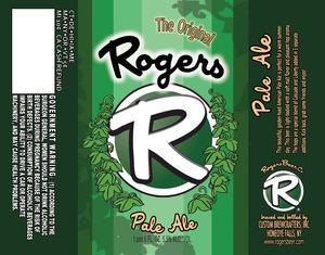 Rogers Pale Ale