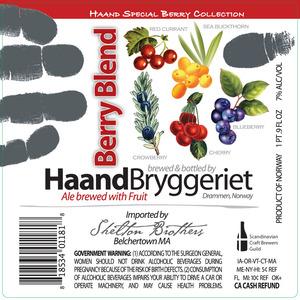 Haand Bryggeriet Berry Blend
