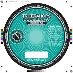 Ninkasi Brewing Company Tricerahops
