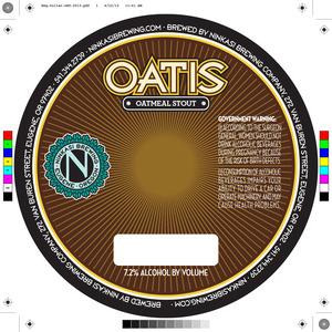 Ninkasi Brewing Company Oatis