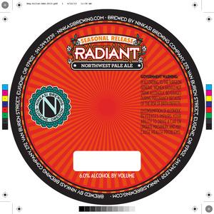 Ninkasi Brewing Company Radiant