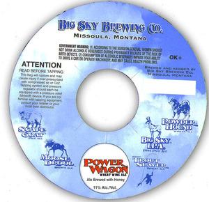 Big Sky Brewing Company Power Wagon