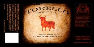 Torello American Ale May 2013