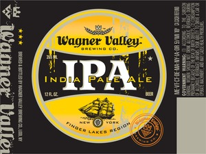 Wagner Valley Brewing Co. May 2013