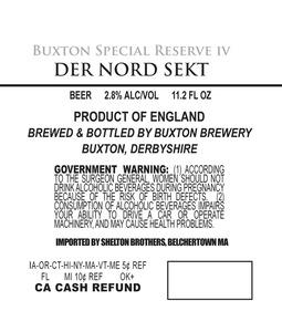 Buxton Brewery Der Nord Sekt