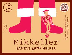 Mikkeller Santa's Little Helper May 2013