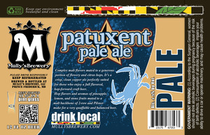 Patuxent Pale Ale May 2013