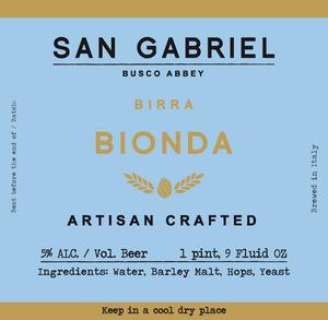 San Gabriel Bionda