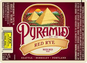 Pyramid Red Rye May 2013