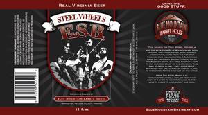 Blue Mountain Barrel House Steel Wheels