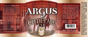 Argus Clyde's Ale