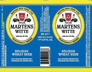 Martens Witte May 2013